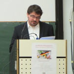 Hauke Friederichs Einführungsrede zur Podiumsdiskussion