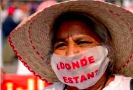 Gewaltsames Verschwindenlassen – Verbrechen mit System Die politische Krise in Mexiko