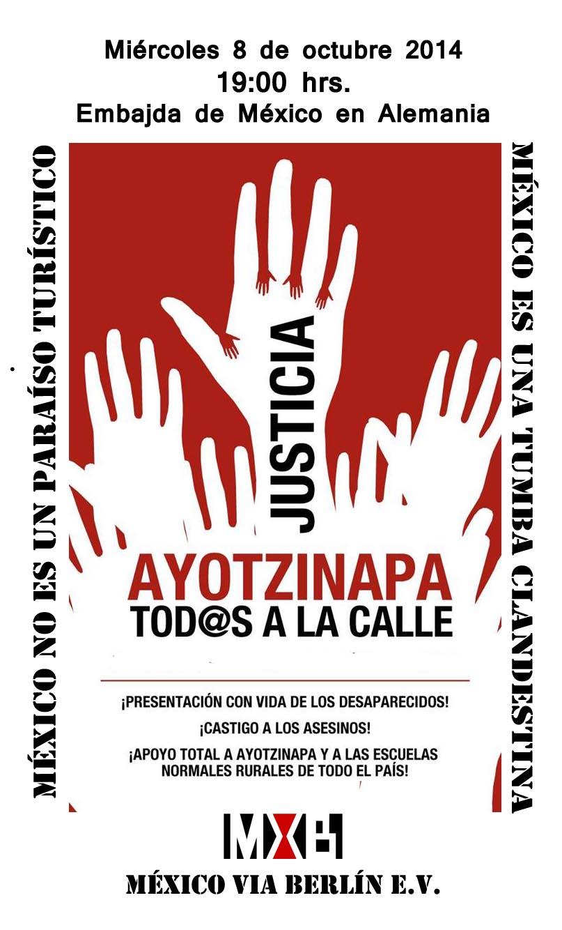 ayotzinapa cartel