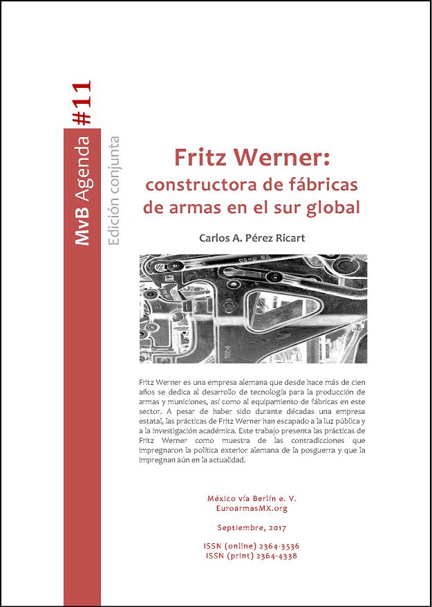 Fritz Werner; México vía Berlín