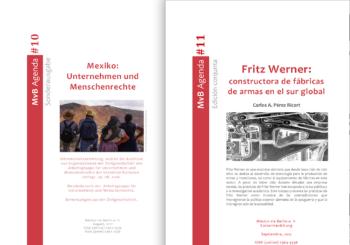 Últimas publicaciones/Letzte Veröffentlichungen